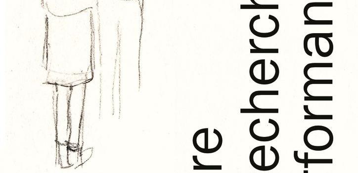 thumbnail of La lettre de la recherche en performance, numéro 1